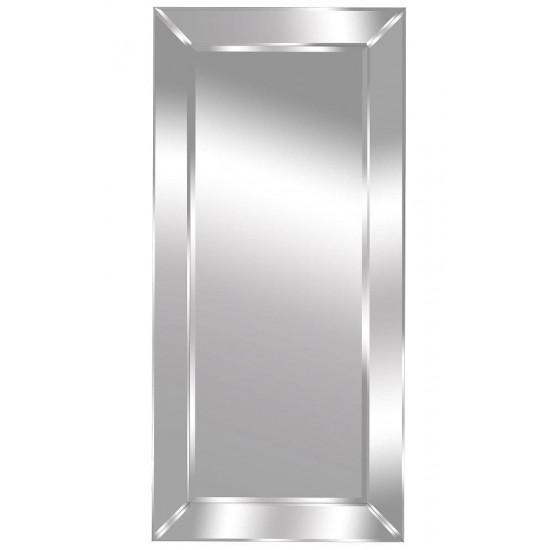 Напольное и настенное зеркало в полный рост в зеркальной раме Pascal  в интернет-магазине ROSESTAR фото