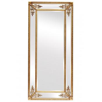 Зеркало в полный рост в золотой раме Roberto Gold
