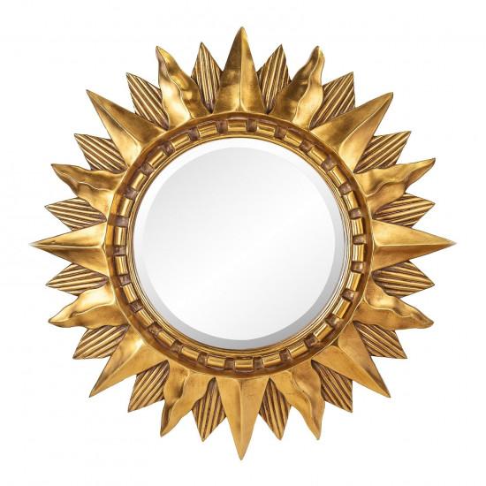 Зеркало солнце Sol Gold в интернет-магазине ROSESTAR фото