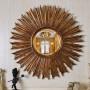 Зеркало солнце Sunny Gold в интернет-магазине ROSESTAR фото 2