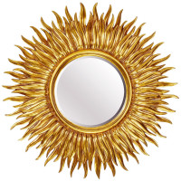 Зеркало солнце Sunshine Gold