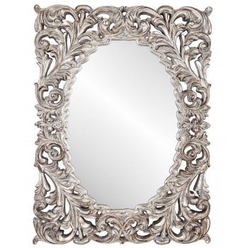 Зеркало в серебряной раме Windsor