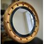 Круглое зеркало в раме Olimp в интернет-магазине ROSESTAR фото 2