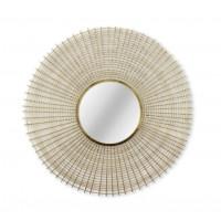 Зеркало солнце Crochet