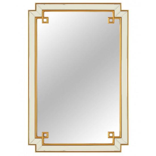 Зеркало в золотой раме York (Йорк) Gold в интернет-магазине ROSESTAR фото