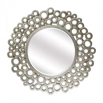 Зеркало в раме модерн Bubbles
