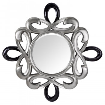 Зеркало в раме модерн Zodiac