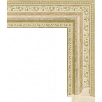 RS003.1.190 Деревянный багет золотой