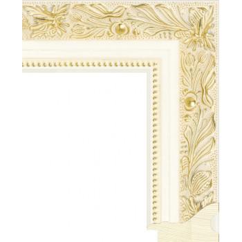 RS013.1.077 Деревянный багет золотой