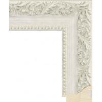 RS013.2.206 Деревянный багет белый