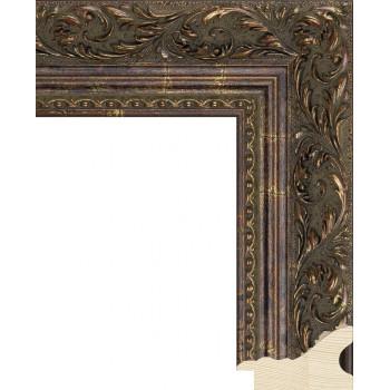 RS013.2.241 Деревянный багет коричневый