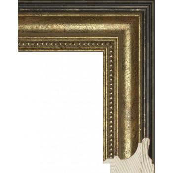RS016.1.247 Деревянный багет золотой