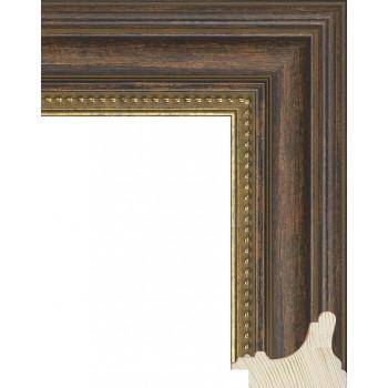 RS016.1.274 Деревянный багет коричневый