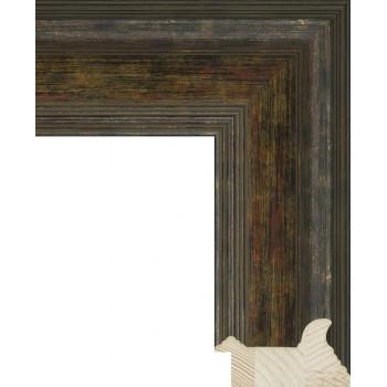 RS018.0.213 Деревянный багет коричневый