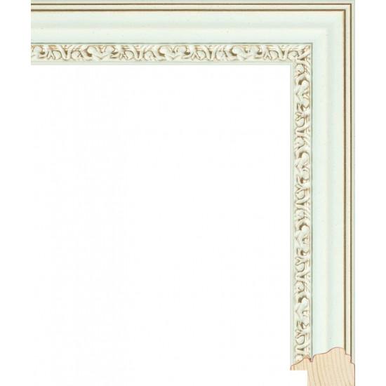 RS019.1.094 Деревянный багет голубой в интернет-магазине ROSESTAR фото