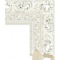 RS021.1.206 Деревянный багет белый