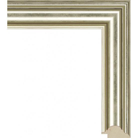 RS022.0.048 Деревянный багет золотой в интернет-магазине ROSESTAR фото