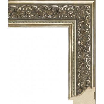 RS027.1.073 Деревянный багет золотой
