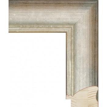 RS031.0.236 Деревянный багет серебряный
