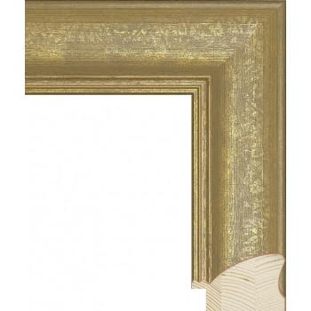 RS031.0.334 Деревянный багет золотой