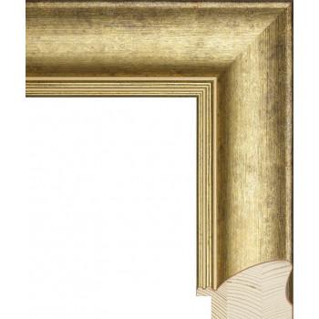 RS031.0.335 Деревянный багет золотой