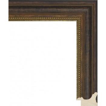RS033.1.274 Деревянный багет коричневый
