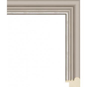 RS046.0.150 Деревянный багет серый