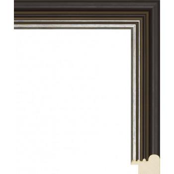 RS046.0.164 Деревянный багет коричневый