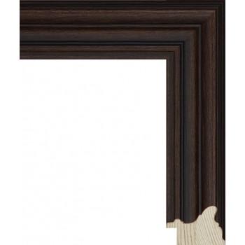 RS048.0.358 Деревянный багет коричневый