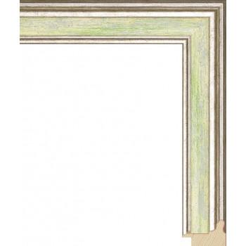 RS052.0.113 Деревянный багет зелёный
