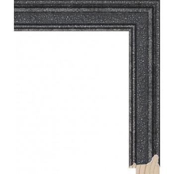 RS052.0.661 Деревянный багет чёрный