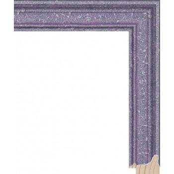 RS052.0.662 Деревянный багет фиолетовый