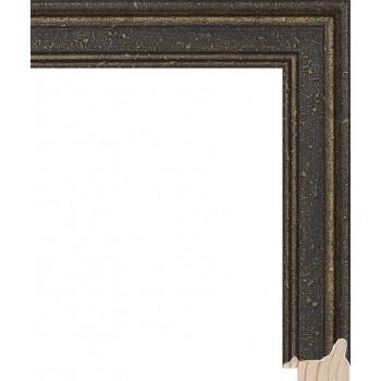 RS052.0.664 Деревянный багет коричневый