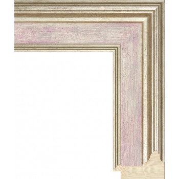 RS053.0.116 Деревянный багет фиолетовый