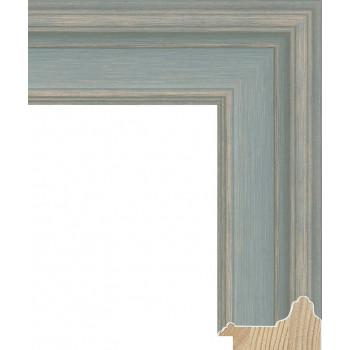RS053.0.400 Деревянный багет серый