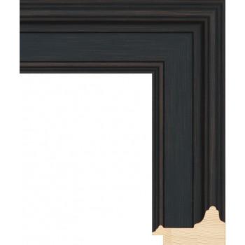RS053.0.619 Деревянный багет чёрный