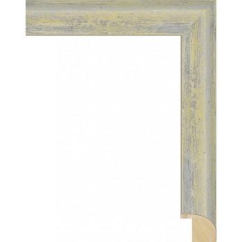 RS054.0.108 Деревянный багет жёлтый