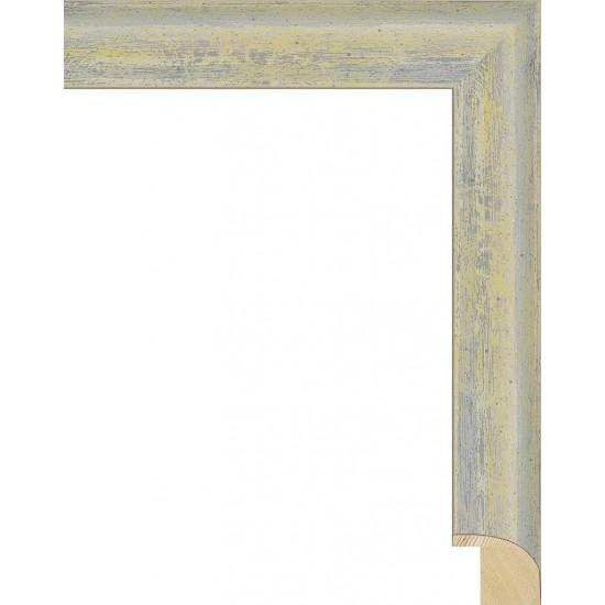 RS054.0.108 Деревянный багет жёлтый в интернет-магазине ROSESTAR фото