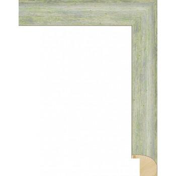 RS054.0.109 Деревянный багет зелёный