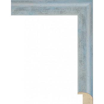 RS054.0.111 Деревянный багет голубой
