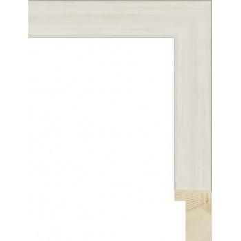 RS057.0.306 Деревянный багет кремовый