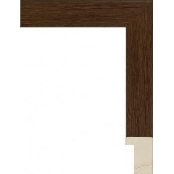 RS057.0.348 Деревянный багет коричневый