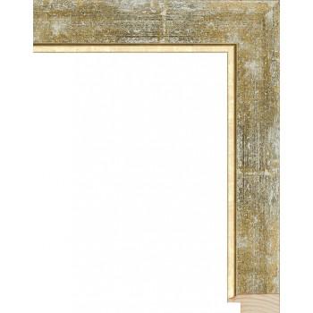RS062.0.176 Деревянный багет золотой