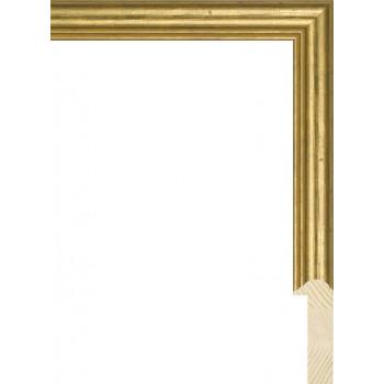 RS071.0.088 Деревянный багет золотой