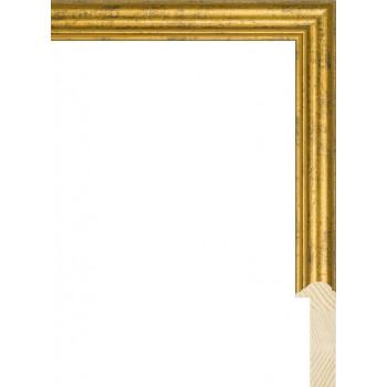 RS071.0.161 Деревянный багет золотой