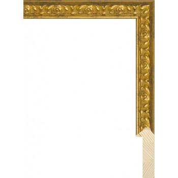 RS071.1.161 Деревянный багет золотой