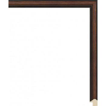 RS073.0.157 Деревянный багет коричневый