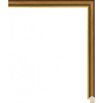 RS073.0.161 Деревянный багет коричневый