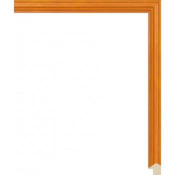 RS073.0.180 Деревянный багет оранжевый
