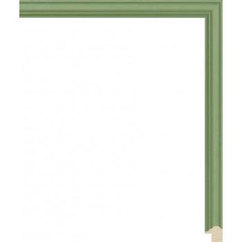 RS073.0.181 Деревянный багет зелёный